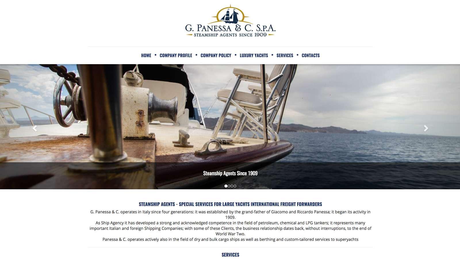G. Panessa & C. Sito web