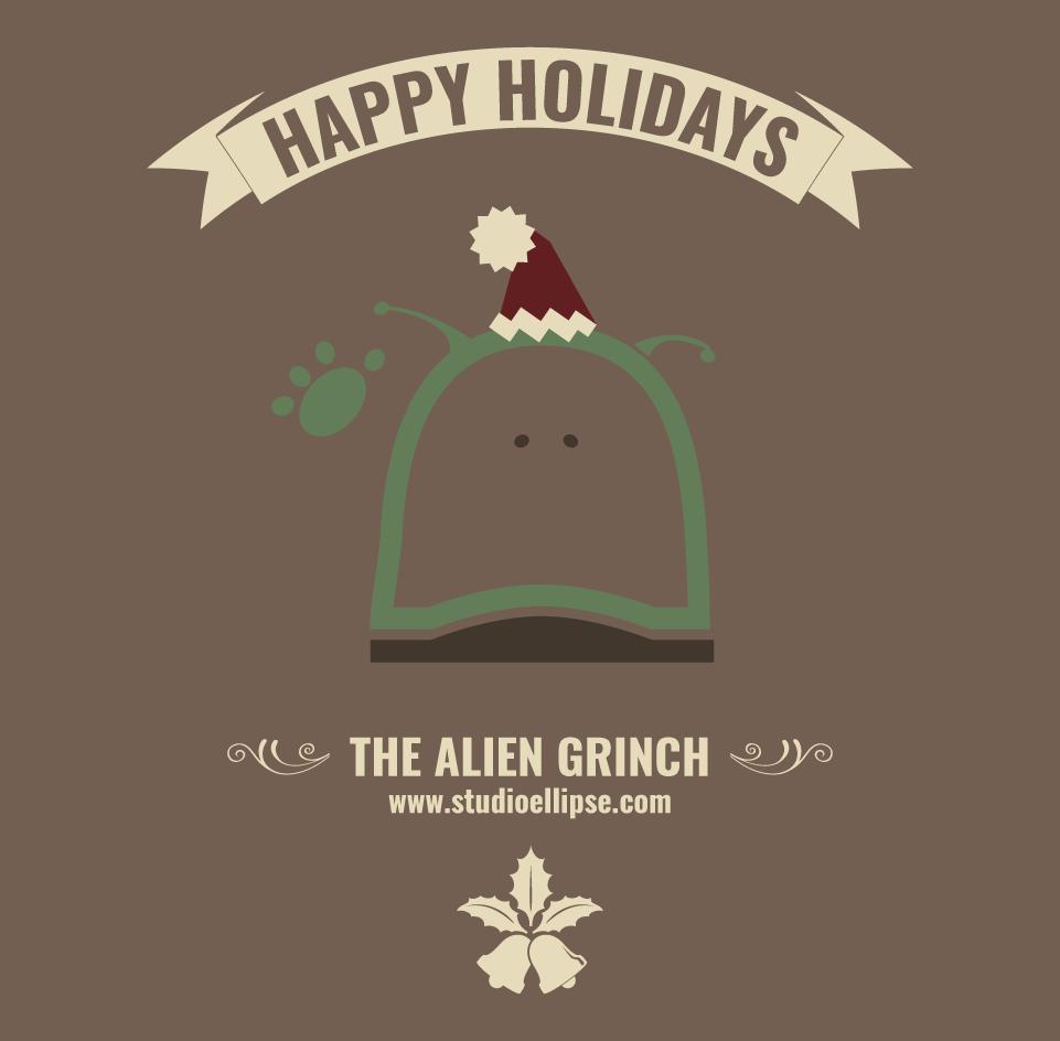 The Alien Grinch