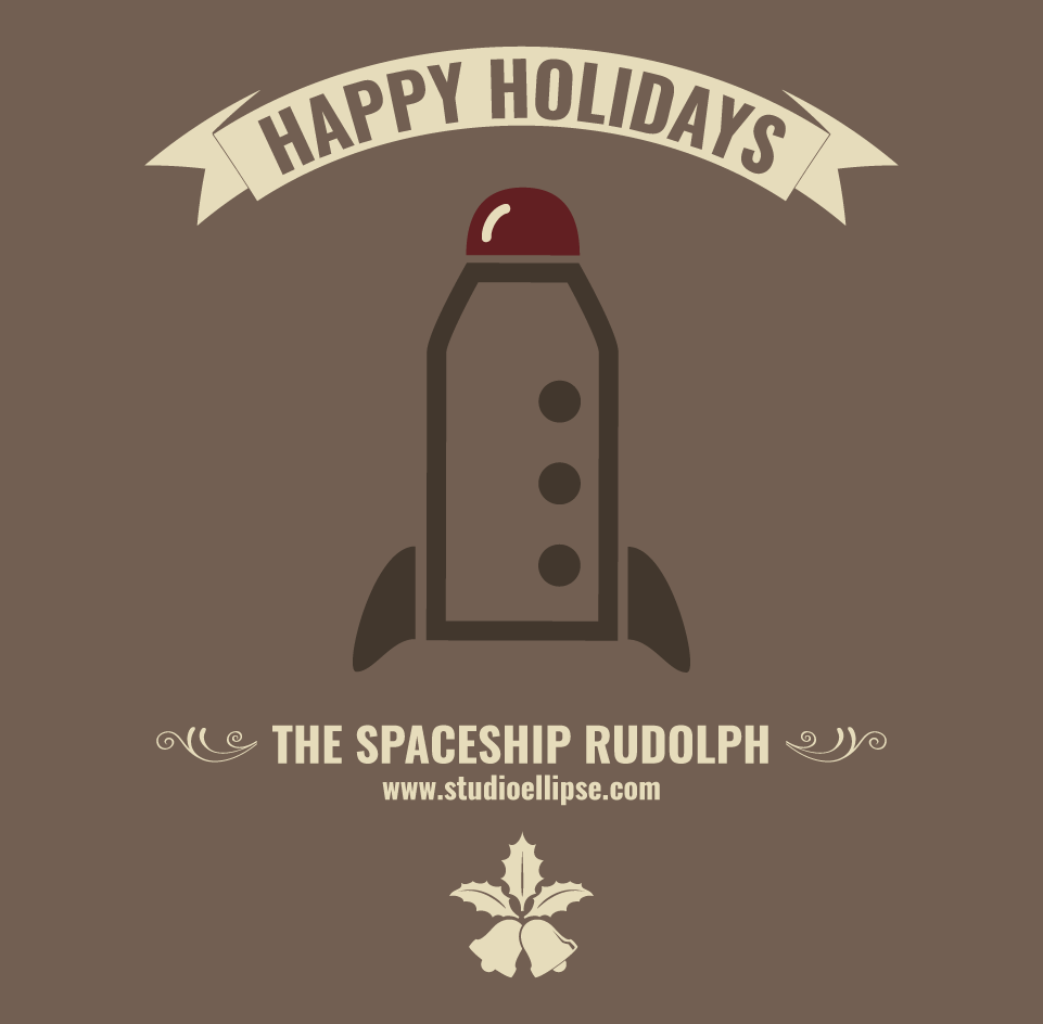 The Spaceship Rudolph