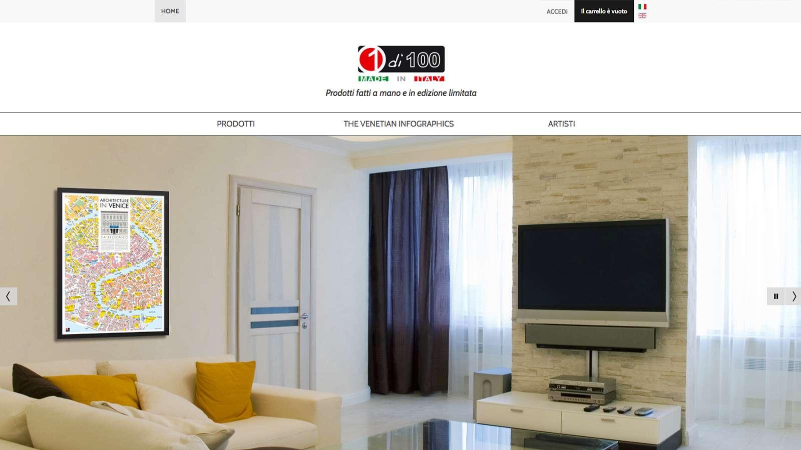 1di100 Desktop Site