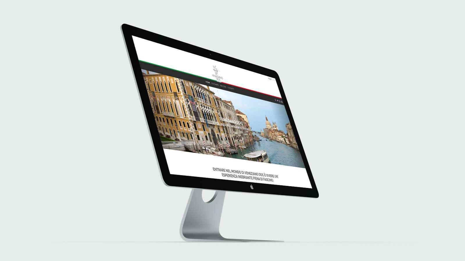 Veneziano DOC - Sito Desktop